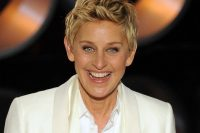 Host Ellen DeGeneres