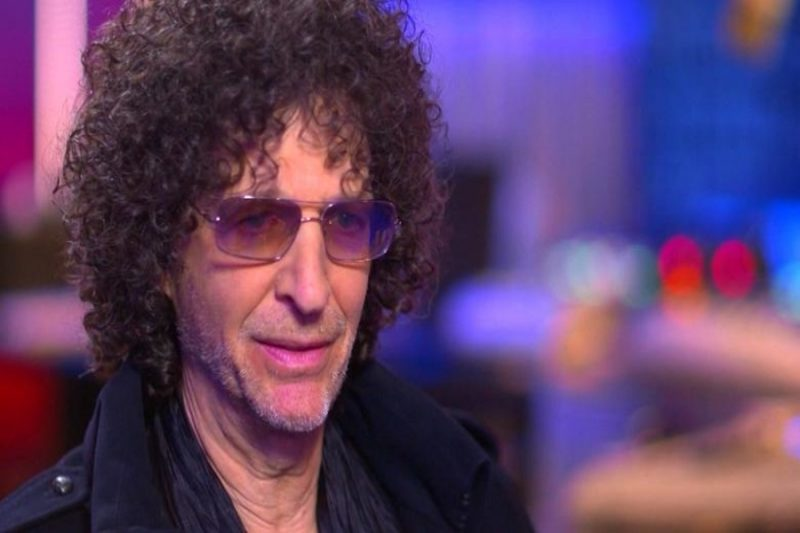 host Howard Stern