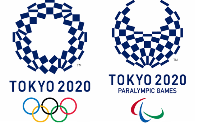 Olympic 2020 Official Logo
