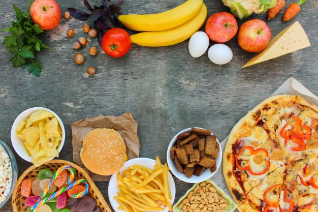 Healthy Food intake