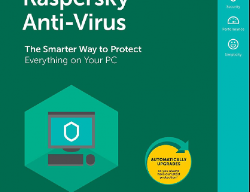 Get Kaspersky Antivirus Key and Upgrade to Full Features