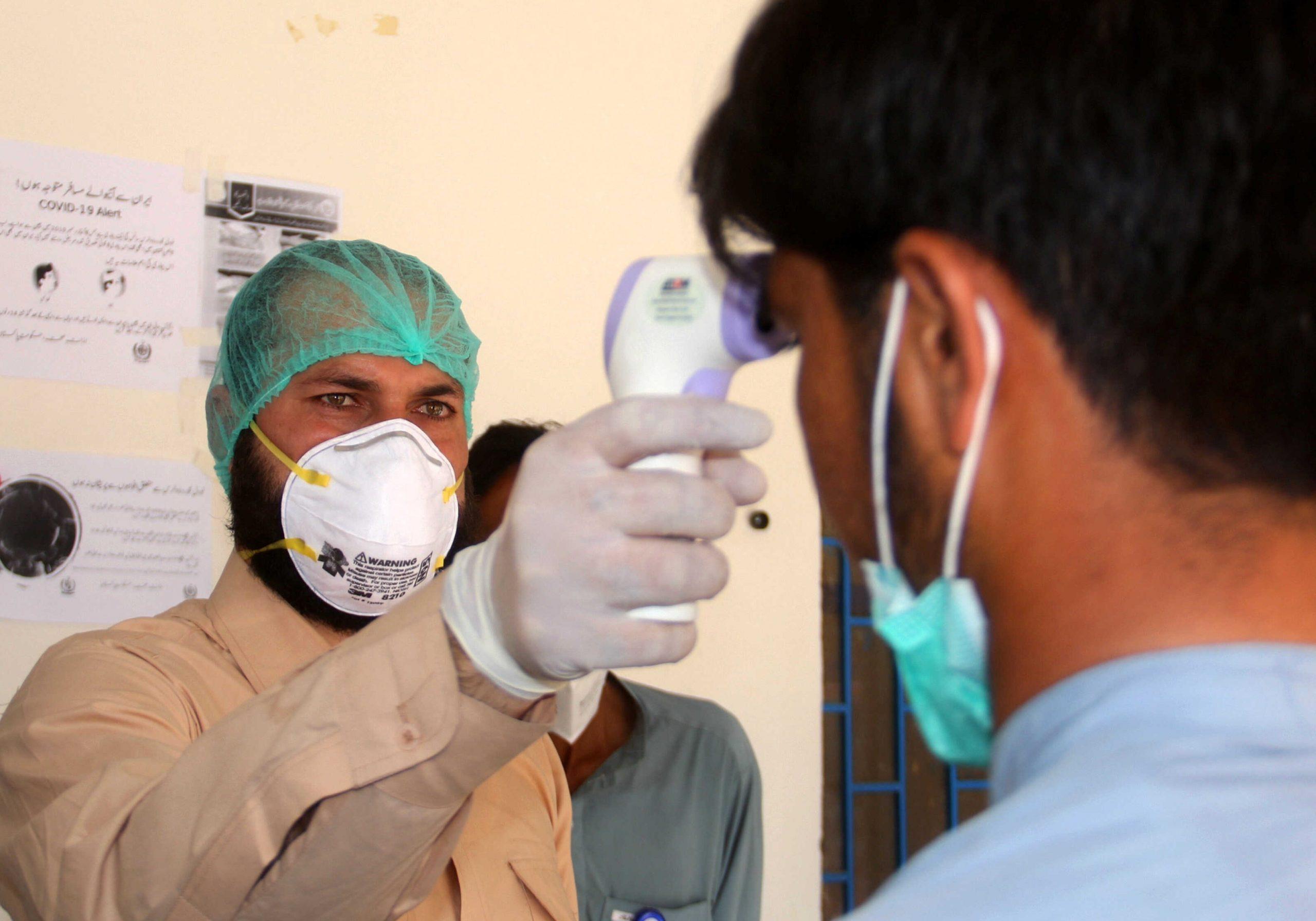 Health Care (COVID-19) Outbreak