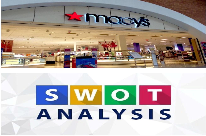 SWOT Analysis of Macy's