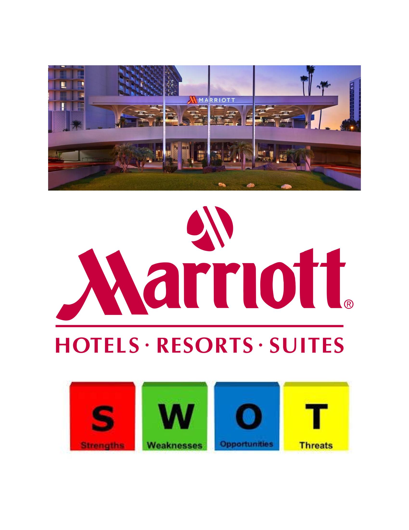 SWOT Analysis of Marriott