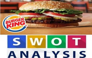SWOT Analysis of Burger King