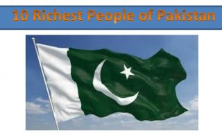 Richest People of Pakistan
