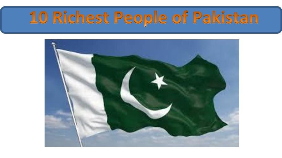 Richest People of Pakistan