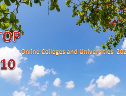 Top 10 Online Colleges and Universities – 2021