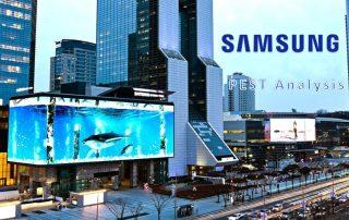 Samsung Pest Analysis