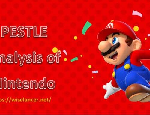 PESTLE Analysis of Nintendo – 2021 | Nintendo PESTLE