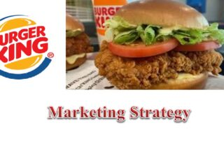 Marketing Strategy of Burger King