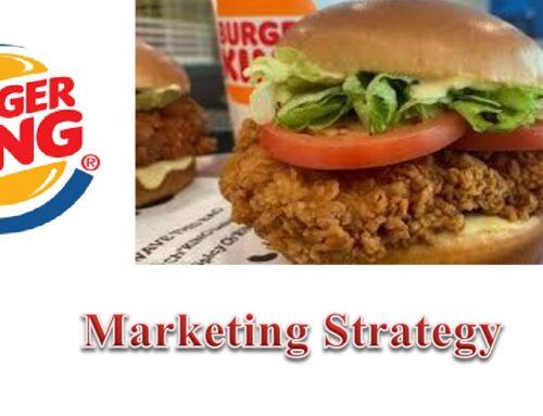Marketing Strategy of Burger King | Fast Food Chain