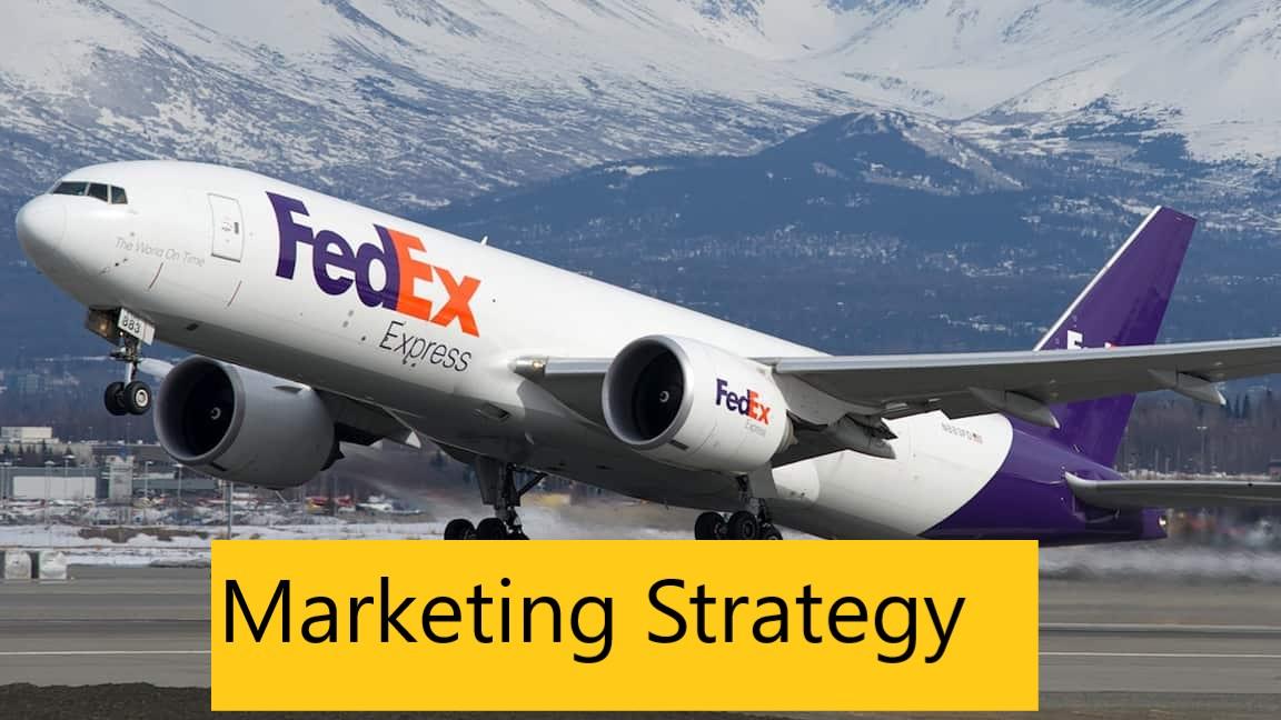 Marketing Strategy of FedEx